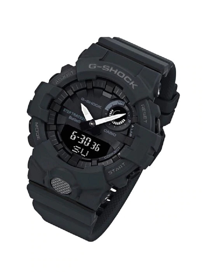 Đồng hồ nam Casio G-Shock G-Squad GBA-800-1ADR (49mm)