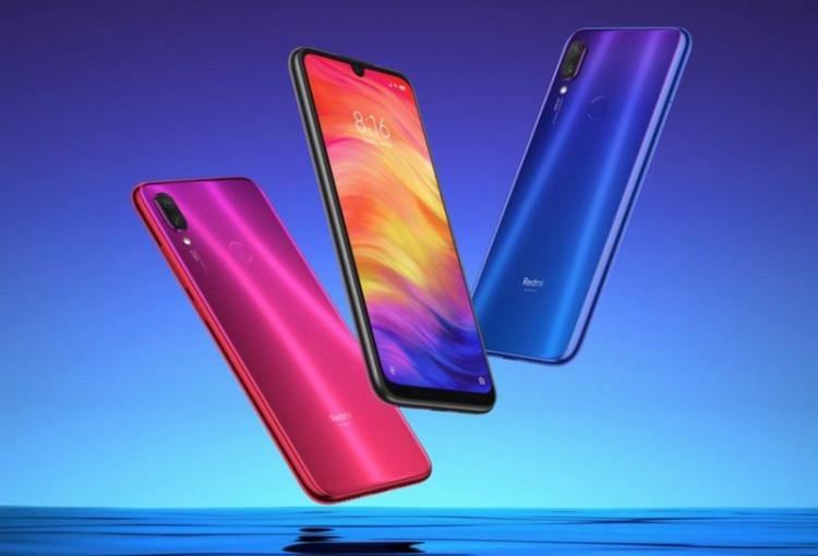 Thiết kế của điện thoại Xiaomi Redmi 7 16GB chính hãng