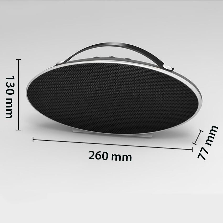 Loa Bluetooth 5.0 không dây C518
