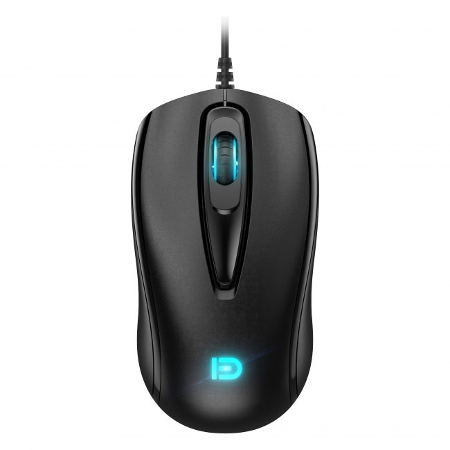 Chuột USB FD 3900P LED có dây - Màu ngẫu nhiên - Hàng Chính Hãng