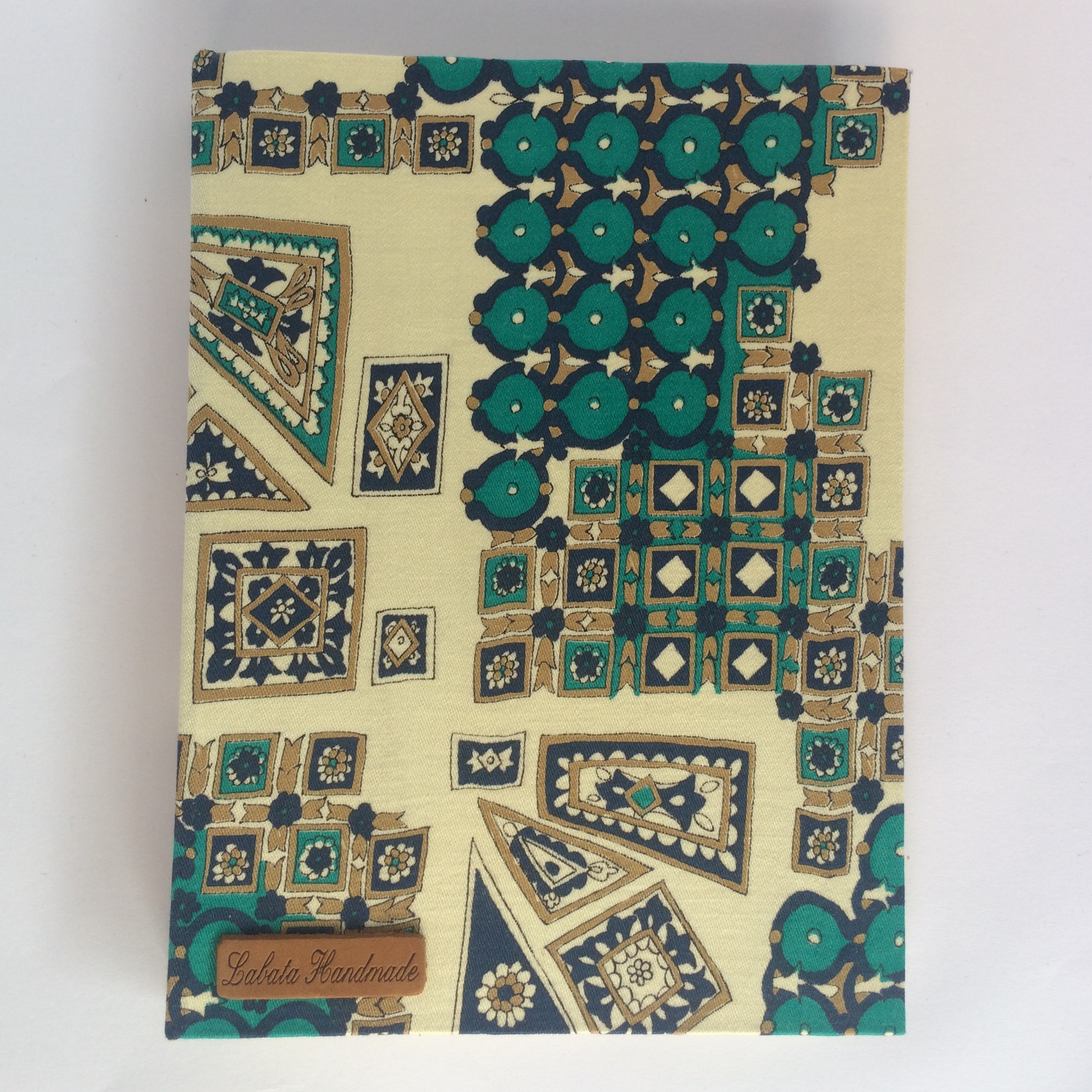 Sổ tay Handmade Labata Hoa Văn 94