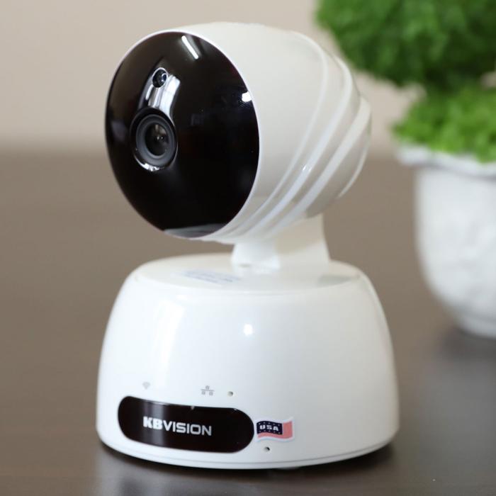 Camera KBWin KW-H1 Wifi Không Dây HD 720P - Hàng Nhập Khẩu