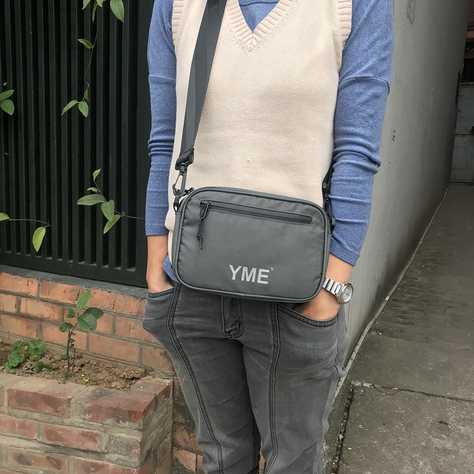 Túi đeo chéo nam nữ Side Bag YSB01 - Túi đeo chéo vải cao cấp