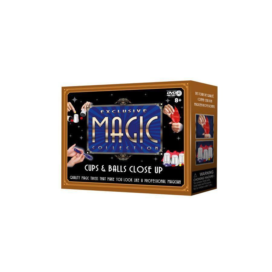 Trò ảo thuật cùng ly và bóng Hanky Panky HP4765/4760