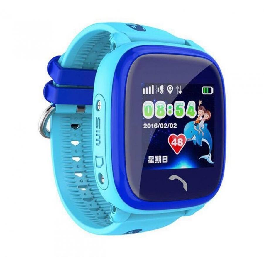 Đồng hồ định vị thông minh DF25 cảm ứng, chống nước siêu đỉnh