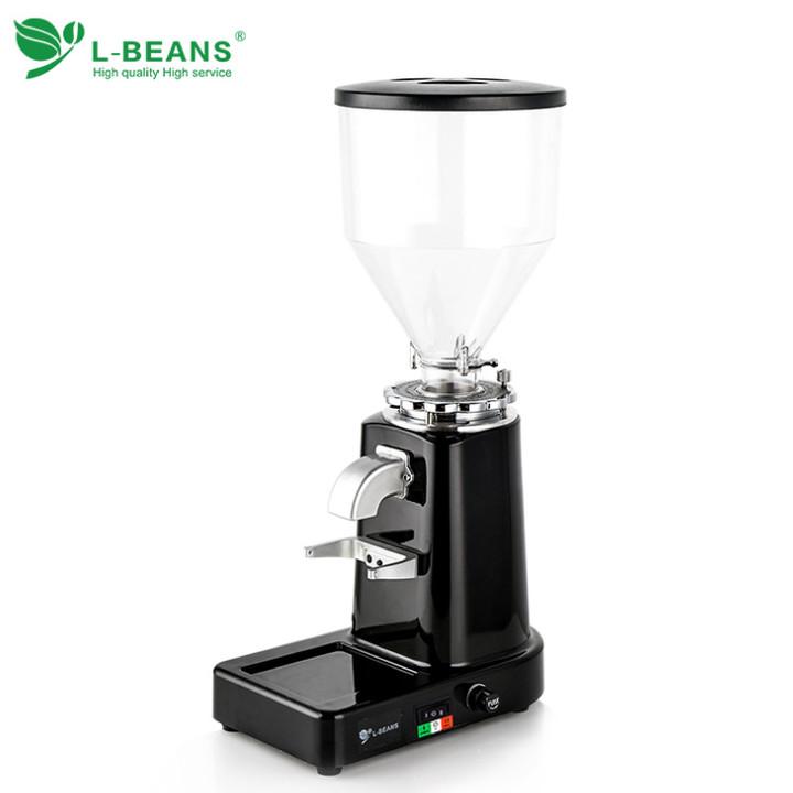 Máy xay cà phê chuyên dụng nhãn hiệu L-Beans SD-919L công suất 200W, dung tích phễu xay 1,5 lít - Hàng Nhập Khẩu
