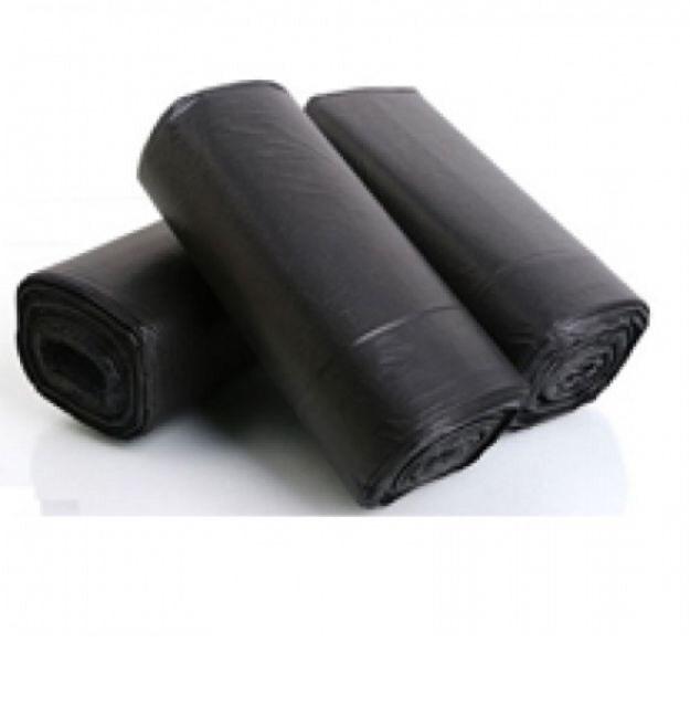 Túi đựng rác lốc 3 cuộn 1kg - Bịch đựng rác 3 cuộn cỡ đại, trung, tiểu