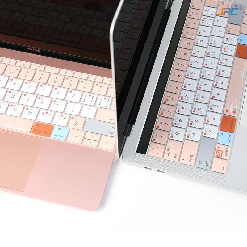 Miếng Lót, Phủ Phím dành cho Macbook Pro/Air 2020 - JRC Shortcut - Hàng Nhập Khẩu Cao Cấp