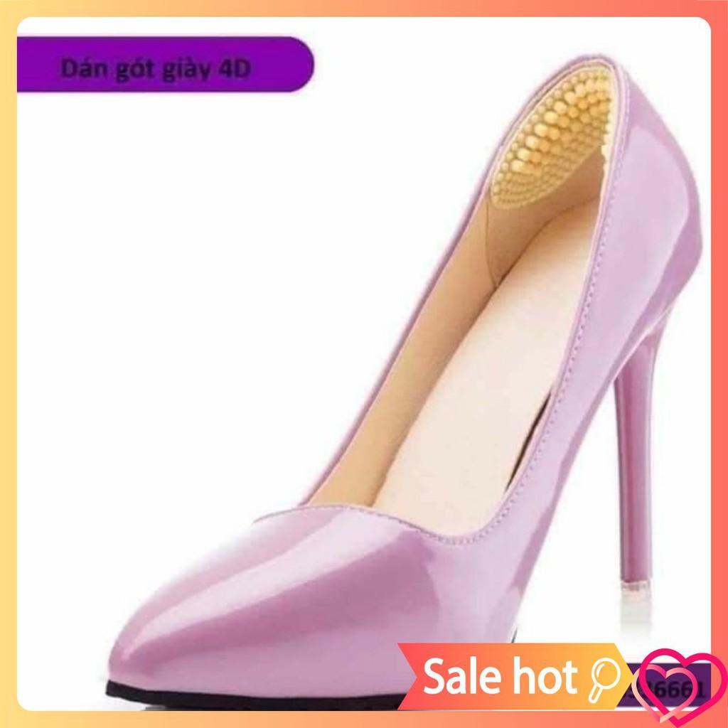 Lót giầy silicon