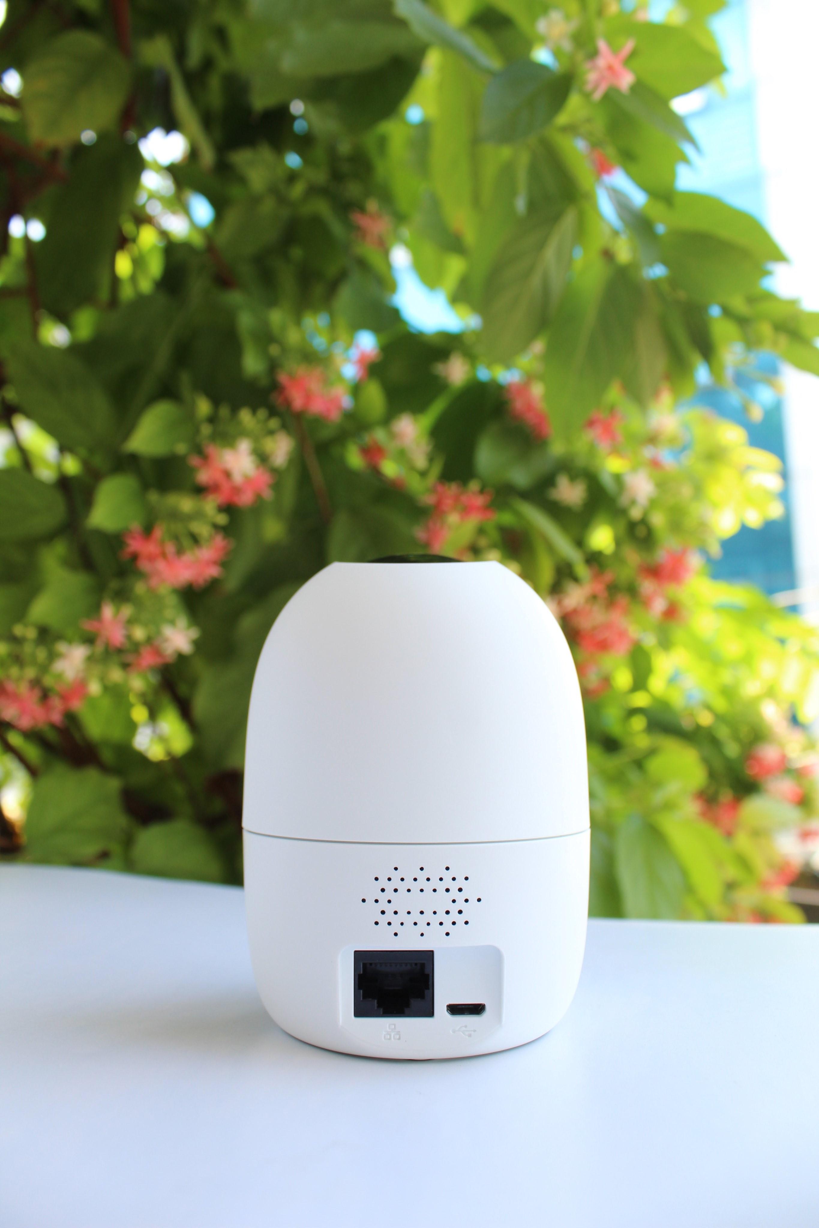 Camera IP Wifi  KBONE KN-H21PW 2.0  Full HD 1080P - Hàng Chính Hãng