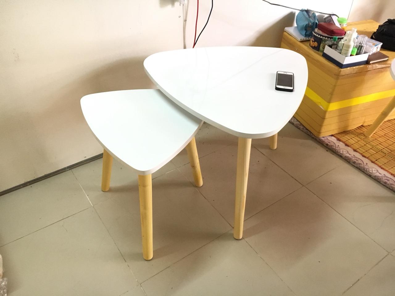 PK15 - Cặp bàn tam giác 60x45
