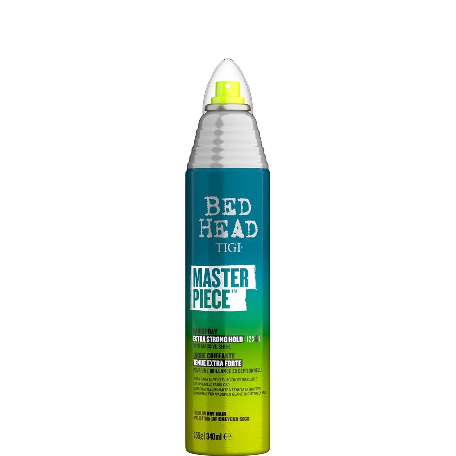 Keo xịt tóc Giữ nếp cực mạnh Cấp độ 4 Master Piece 340ml [ THẾ HỆ MỚI TIGI ]- Chính Hãng