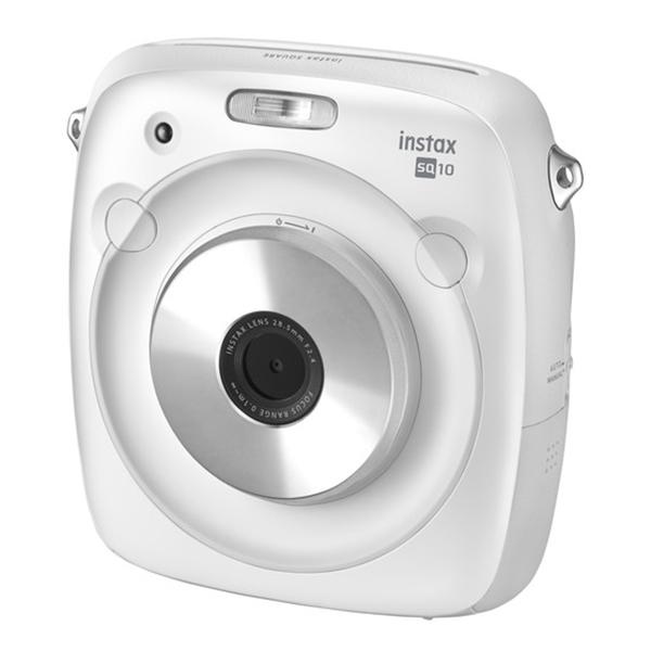 Máy Ảnh Lấy Liền Fujifilm Instax SQUARE SQ10 (Trắng) - Hàng Chính Hãng