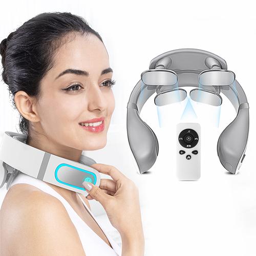 Máy massage cổ xung điện trị liệu đau mỏi cổ MZ-N5