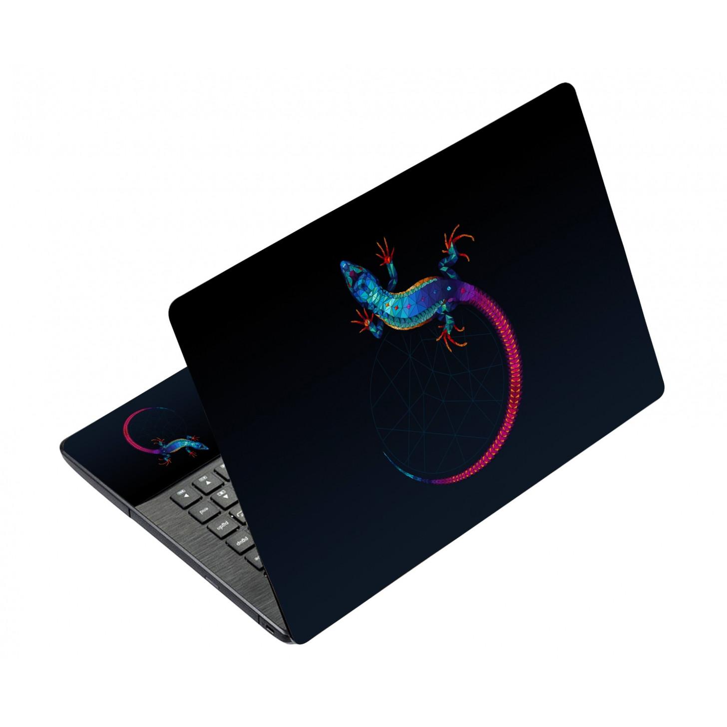 Miếng Dán Decal Dành Cho Laptop Mẫu Hoạt Hình LTHH-248 cỡ 13 inch