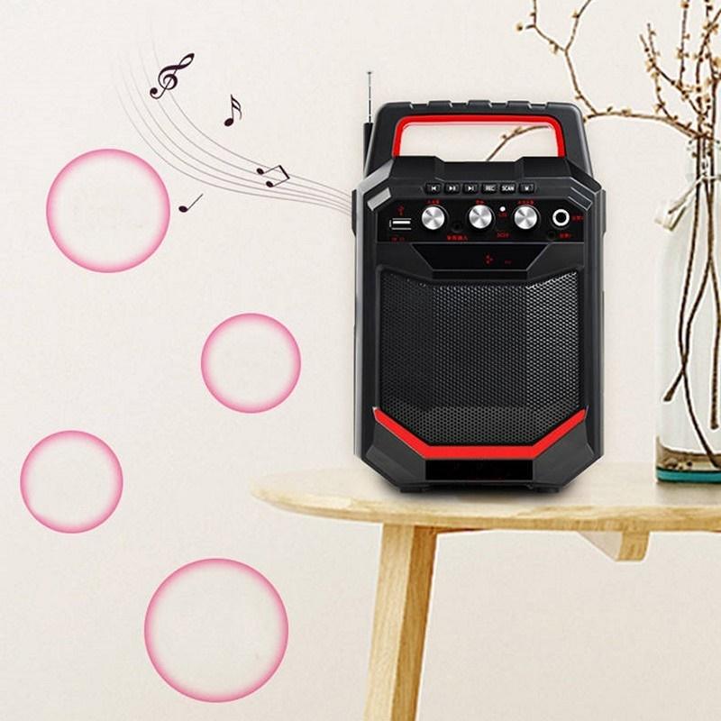 Loa Karaoke K66 mini - Hàng nhập khẩu