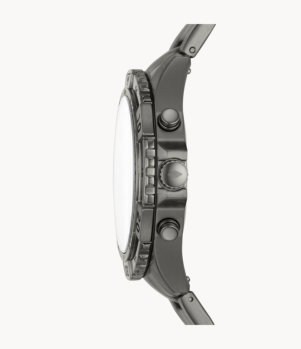 Đồng hồ Nam Fossil dây thép không gỉ 44mm - FS5621