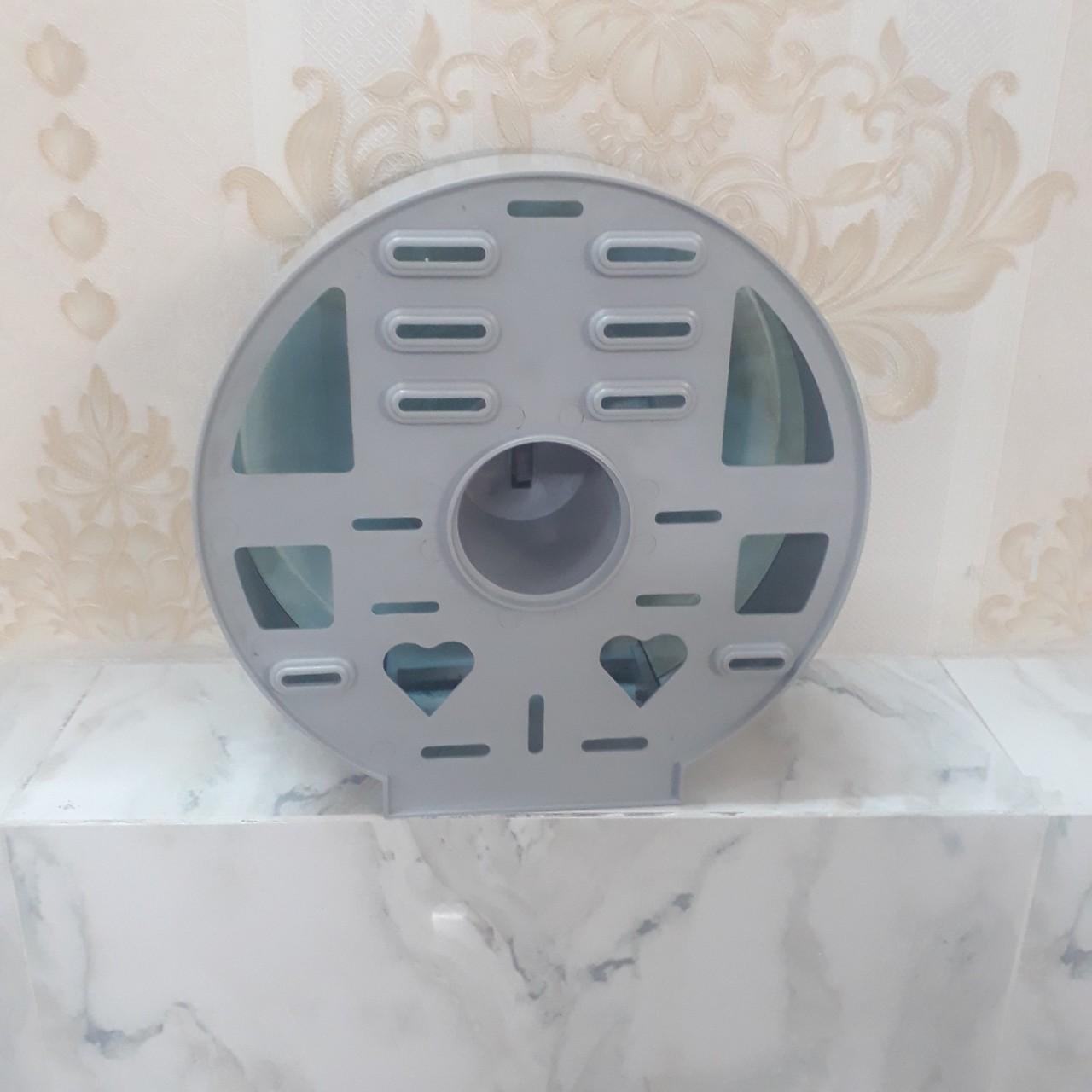 Hộp nhựa đựng giấy vệ sinh 700-1000 gram treo tường