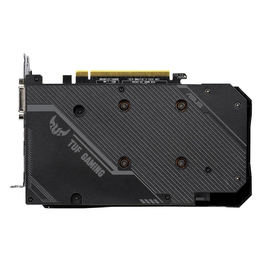 Card Màn Hình VGA ASUS TUF-GTX1660TI-6G-GAMING GDDR6 6GB 192-bit - Hàng Chính Hãng