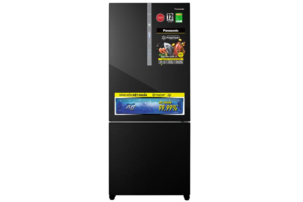Tủ lạnh Panasonic Inverter 368 lít NR-BX410GKVN - Hàng chính hãng (Chỉ giao tại Thái Bình)