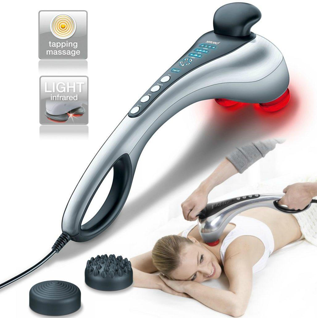 Combo Máy Massage Cầm Tay Cao Cấp Đa Năng Beurer MG100 + Nhiệt Kế Điện Tử Đầu Mềm Medilife ( hình thú ngẫu nhiên )