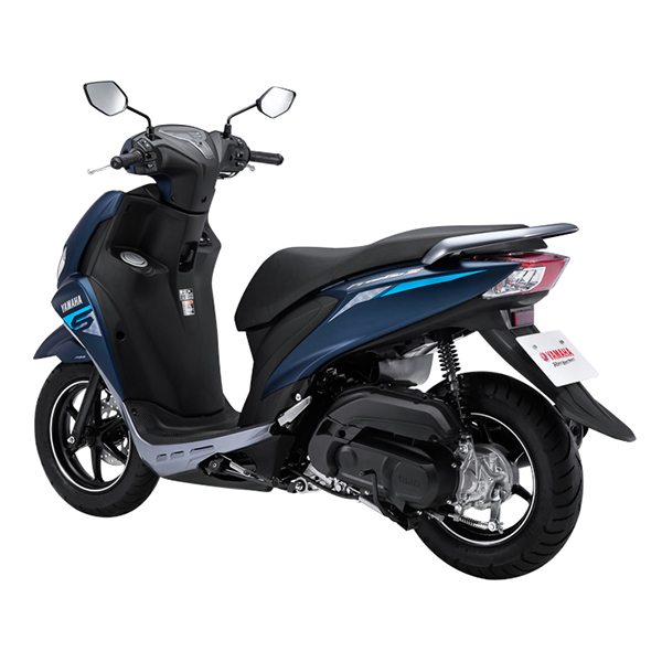 Xe máy Yamaha Freego S (Bản đặc biệt) - Xanh nhám