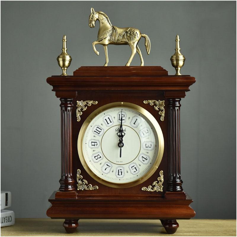 Đồng hồ để bàn phong cách châu Âu DH32