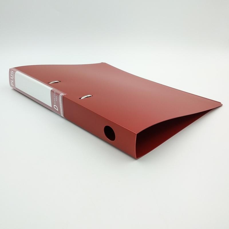 Bìa Còng D Plus (26mm) 82-V129C - Màu Đỏ