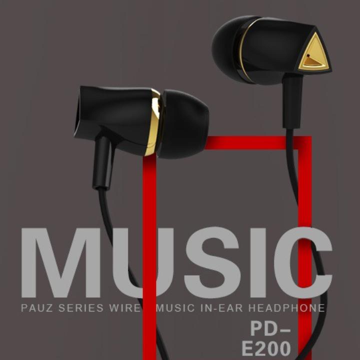 Thiết bị chuyển đổi tai nghe thường thành tai nghe Bluetooth V4.1 tặng kèm Tai Nghe có dây REMAX PRODA PD-E200 và Jack 3.5 - Hàng Chính Hãng