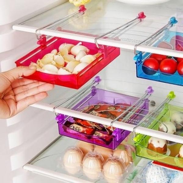 Khay Nhựa Để Tủ Lạnh Mẫu Mới