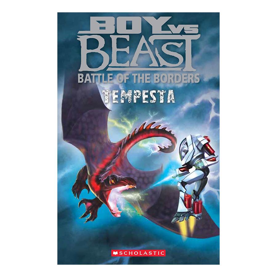 Boy Vs. Beast #5: Tempesta