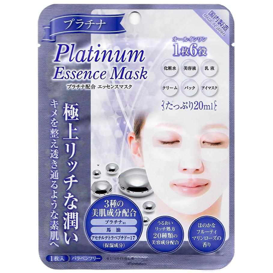 Mặt nạ cao cấp tinh chất Bạch kim G Face Mask PT (1 miếng)