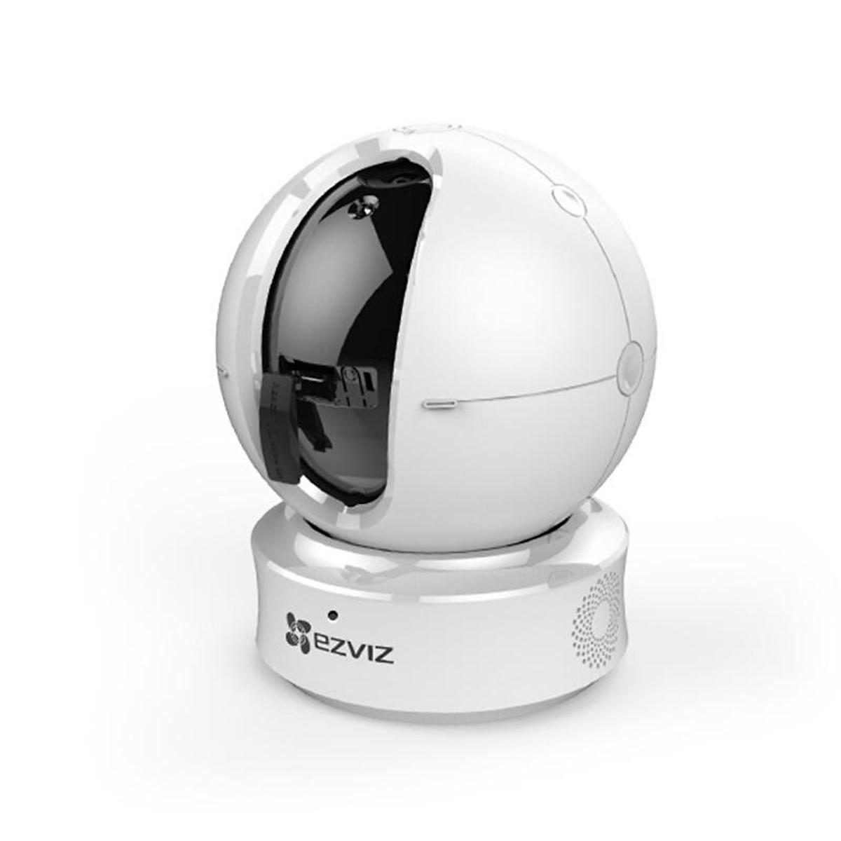 Camera Wifi kỹ thuật số Ezviz CS-CV246 + Tặng kèm thẻ nhớ 32GB Hikvision- Hàng Chính Hãng