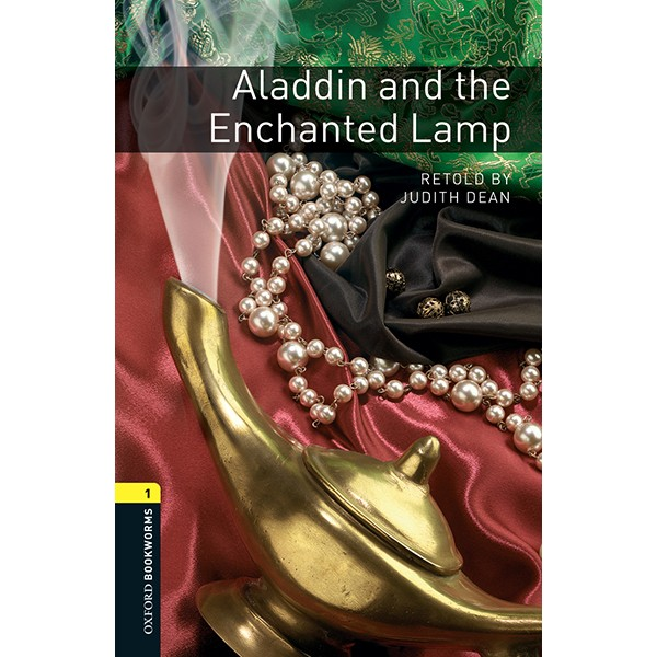 Oxford Bookworms Library (3 Ed.) 1: Aladdin And The Enchanted Lamp Mp3 Pack