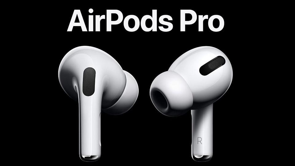 Tai Nghe Apple AirPods Pro - Hàng Chính Hãng