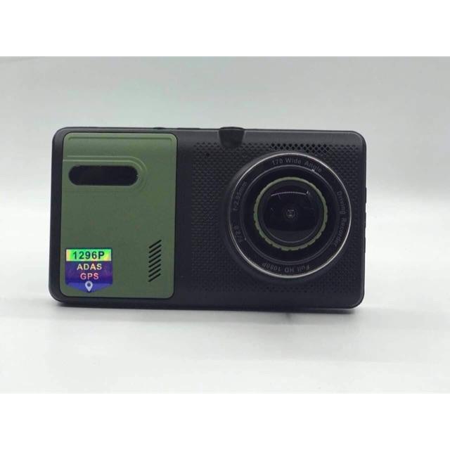 Camera hành trình xe tải Wintosee H5- Không GPS - dây cam sau 15m