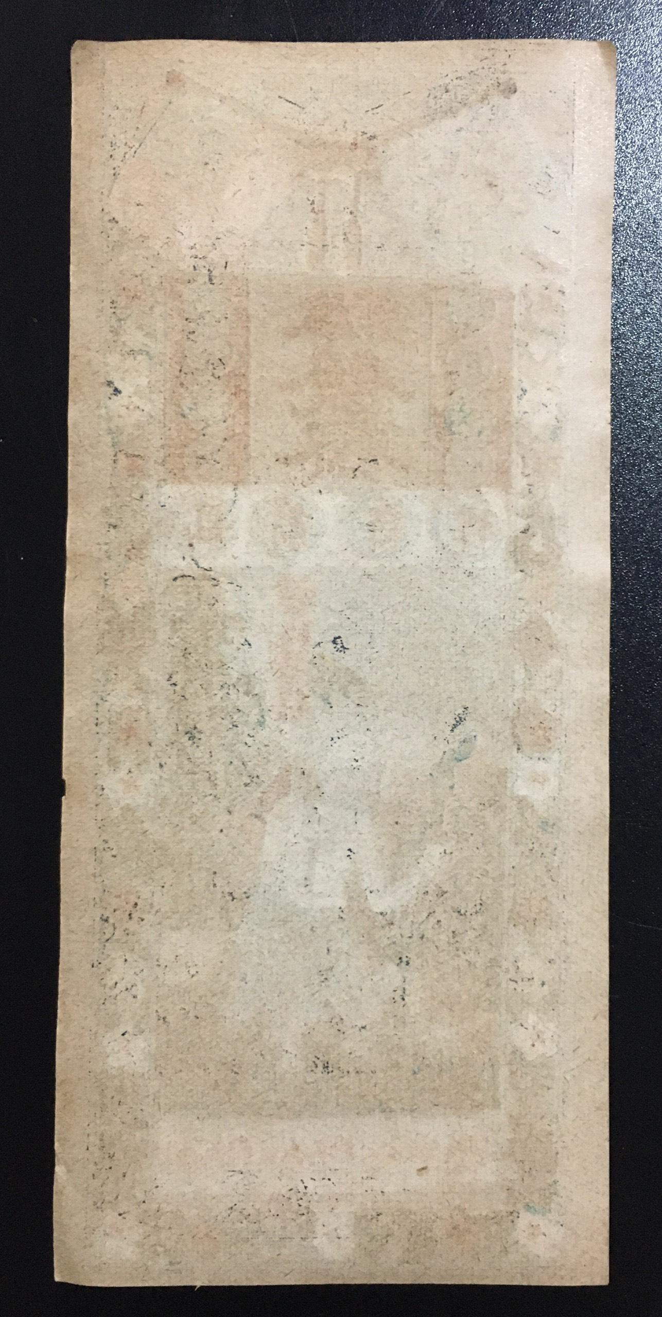 Giấy Quảng Cáo Sản Phẩm Trà Thời Đông Dương, Việt Nam [Giấy tờ thời xưa]