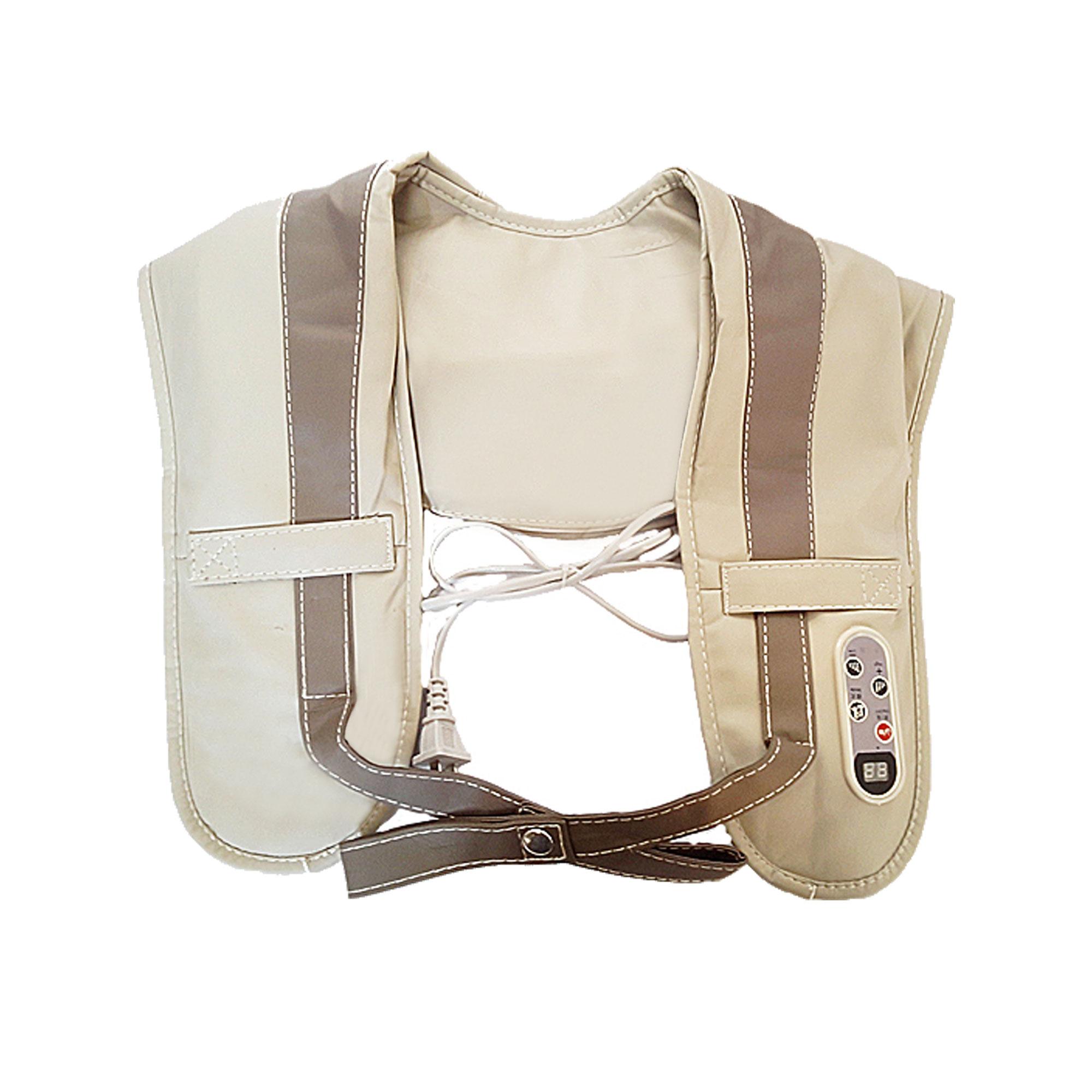 (Loại Tốt)  Đai Đeo - Máy Mát Xa Massage KhoNCC Hàng Chính Hãng - Điều Trị Lưng Vai Cổ Giải Tỏa Căng Thẳng Tôn Vinh Dáng Đẹp - KPD-MSLW808-651