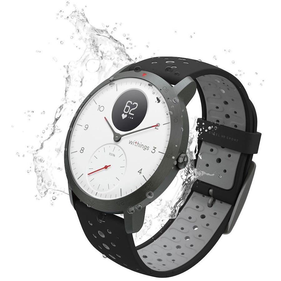 Đồng hồ Withings Steel HR Sport - Hàng nhập khẩu