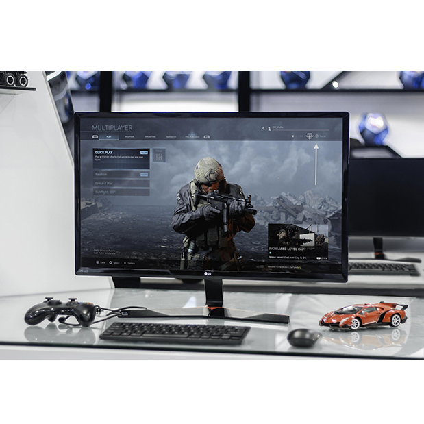 Màn Hình Gaming LG 27MP59G-P 27inch FullHD 1ms 75Hz FreeSync IPS - Hàng Chính Hãng