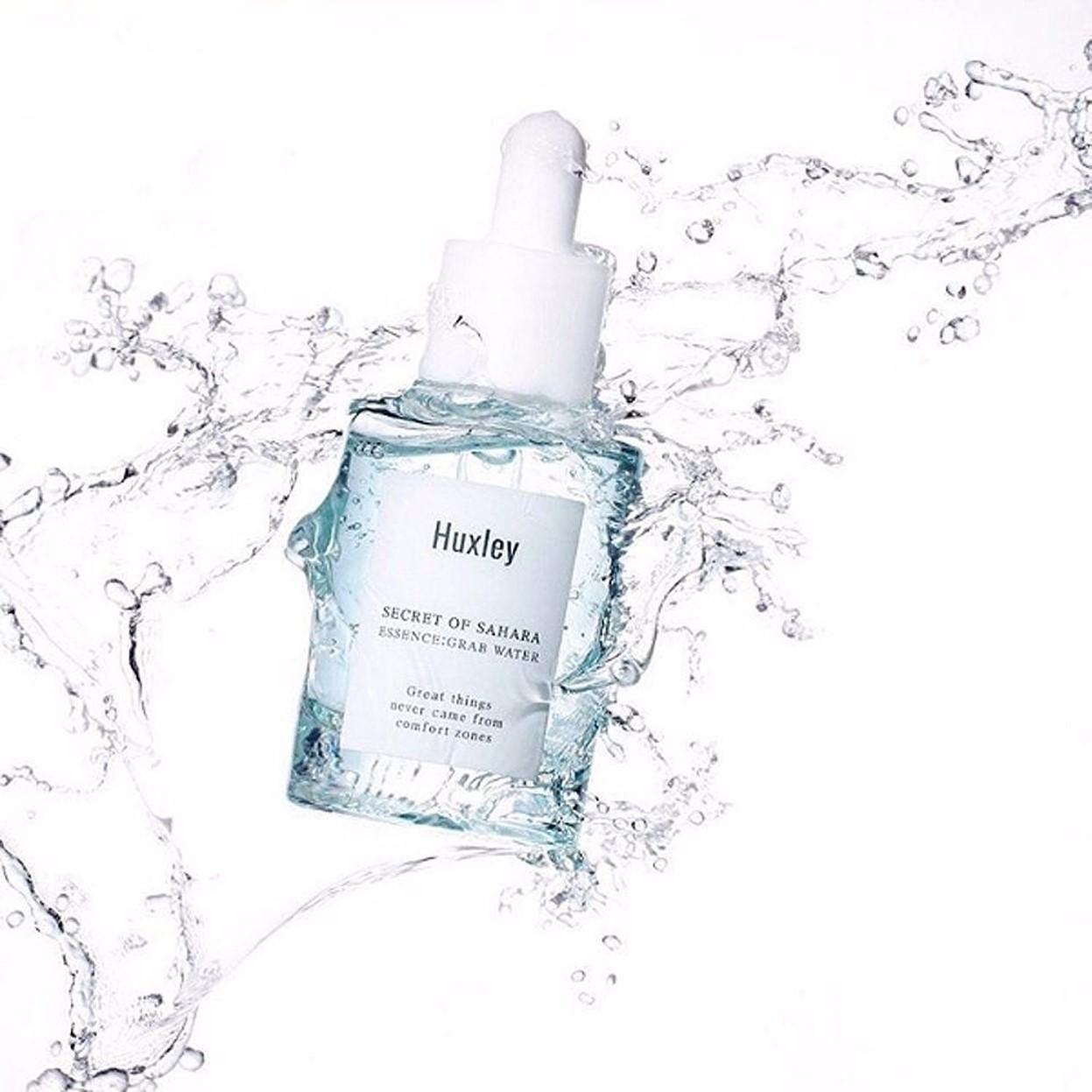 Tinh Chất Cấp Ẩm, Làm Trắng Huxley Essence; Grab Water 30ml