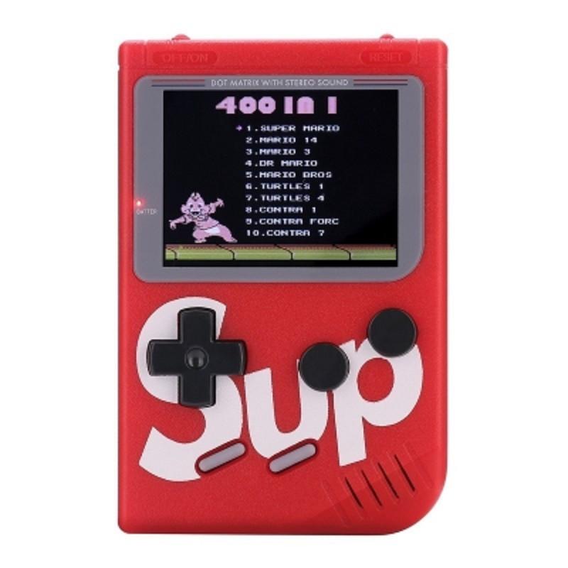 Máy Chơi Game Sup 400 Game in 1 kinh điển (Giao Màu Ngẫu Nhiên) - Hàng nhập khẩu