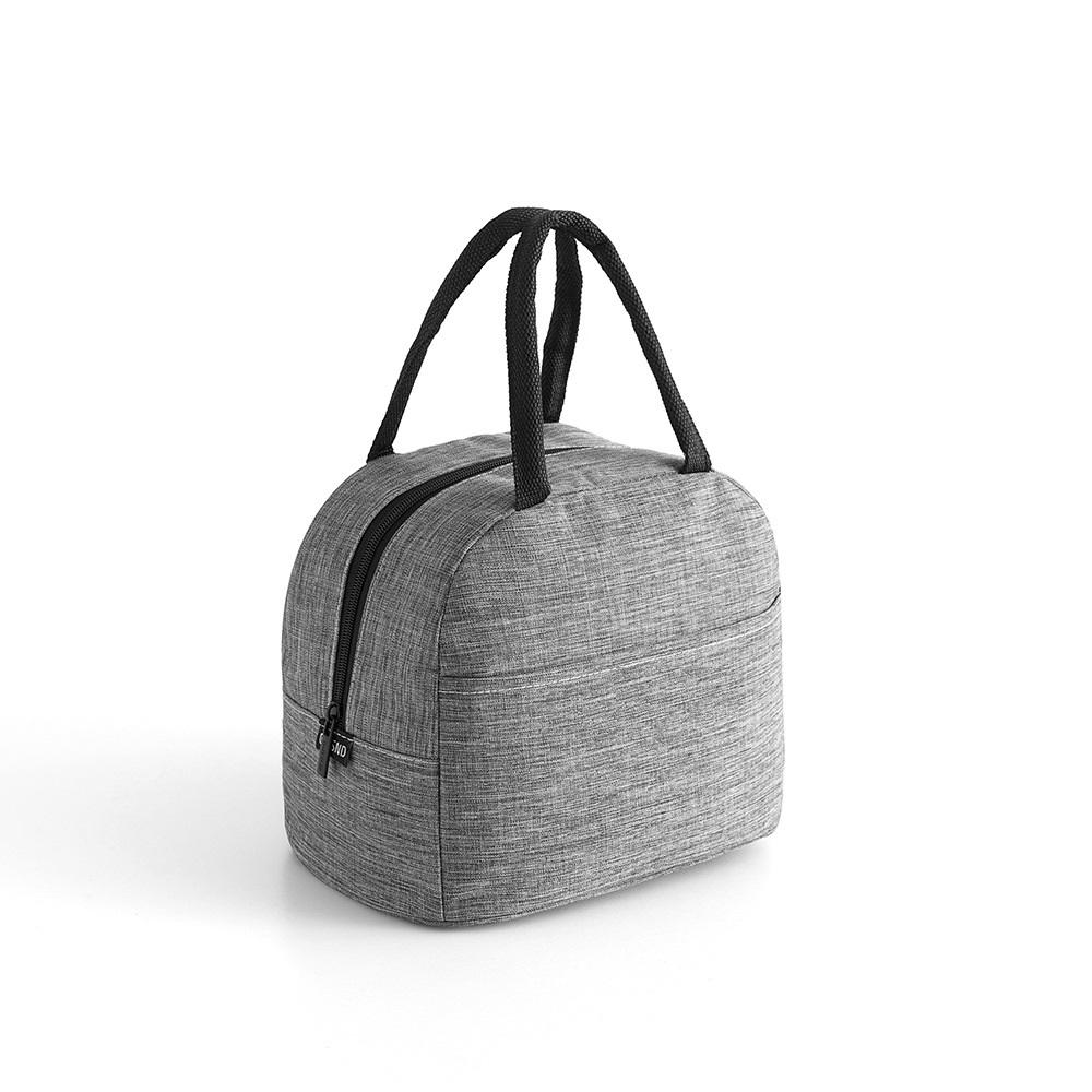 Túi Đựng Hộp Cơm, Thực Phẩm Giữ Nhiệt Phong Cách Nhật Bản (25 x 21 x 13.5 cm)