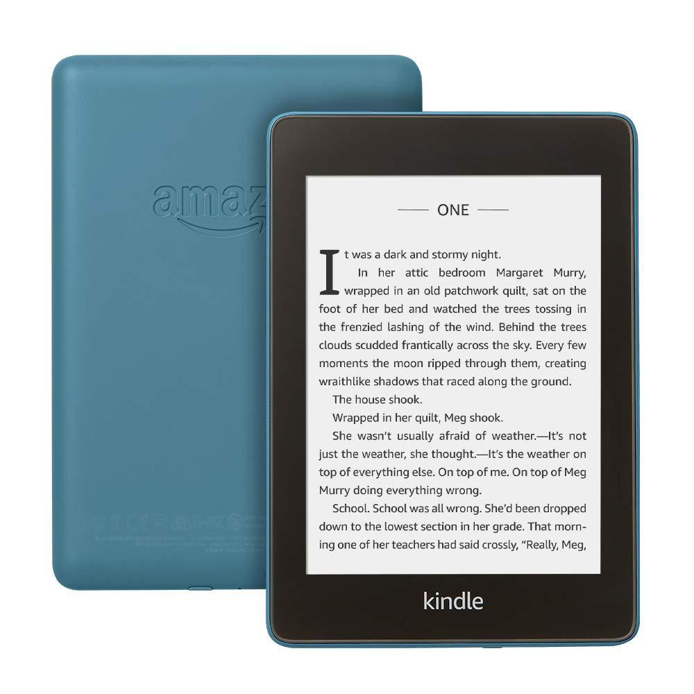 Máy đọc sách Kindle Paperwhite Gen 4 - Chính hãng