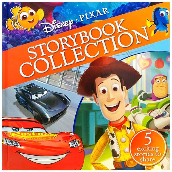 Disney Pixar - Mixed: Storybook Collection (Storybook Collection Disney)