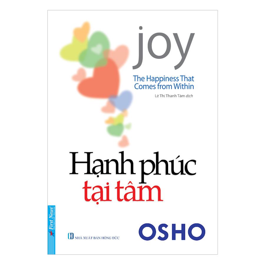 Review sách hay Hạnh phúc tại tâm hay và hấp dẫn