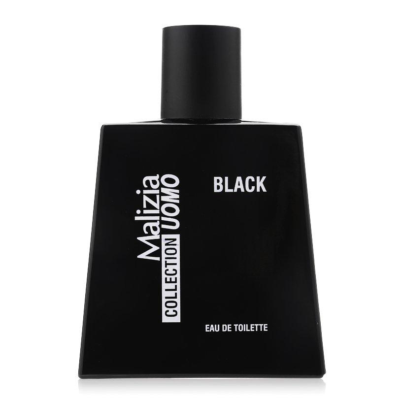 Nước hoa nam Malizia Uomo Black Eau de Toilette 100ml + Móc khóa