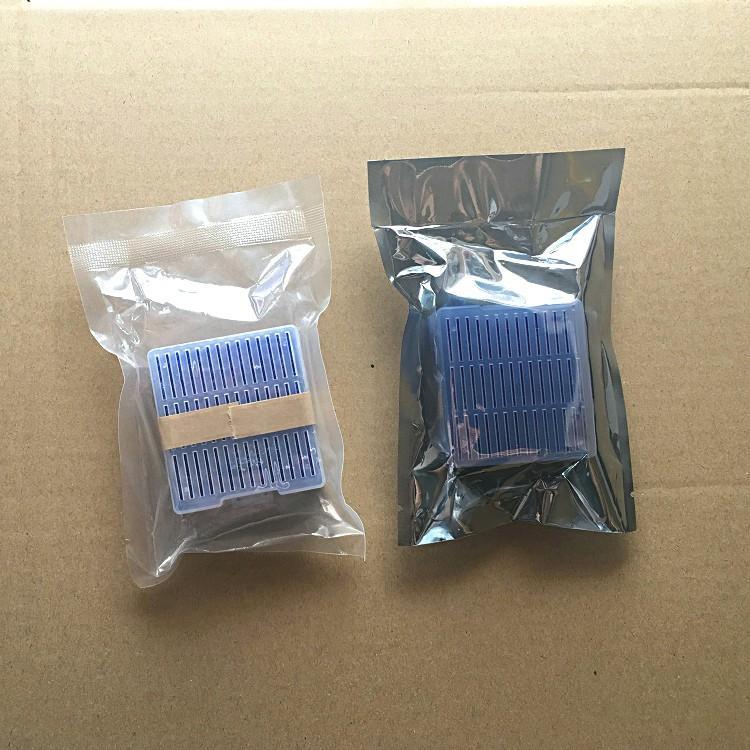 Hộp 50g Hạt hút ẩm,chống ẩm cho máy ảnh,chỉ thị màu xanh