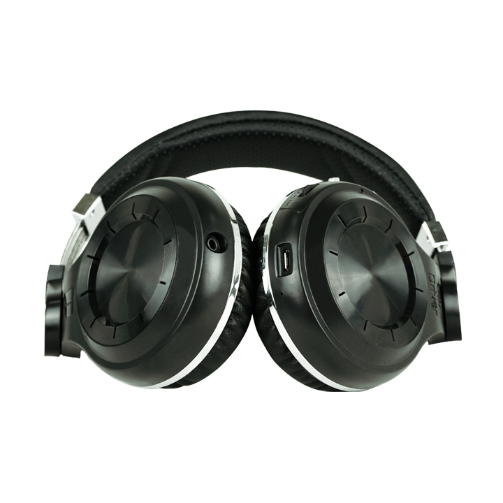 Tai Nghe Chụp Tai Bluetooth Âm Thanh Super Bass T2Plus CBVN SF1 - Hàng Chính Hãng