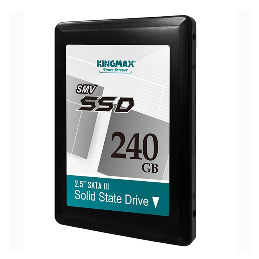 Ổ Cứng SSD 240GB Kingmax SMV32 - Hàng Chính Hãng
